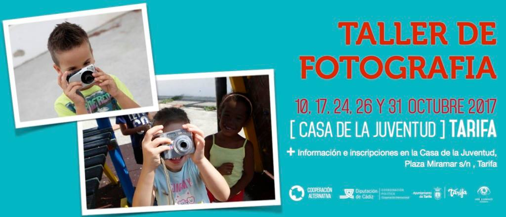 Taller Fotografía Casa Juventud Tarifa