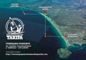 Windsurfing Tarifa Track