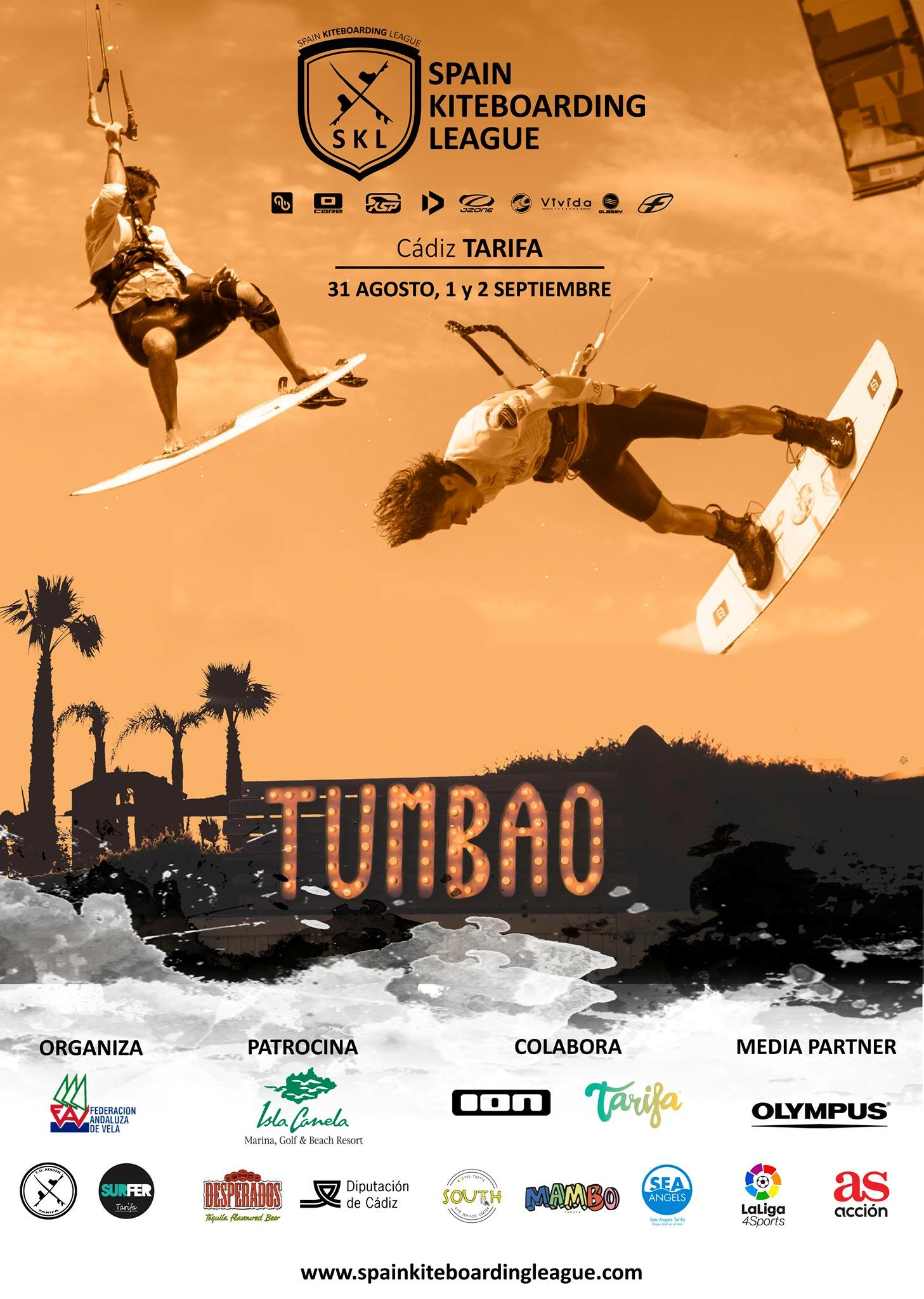 Spain Kiteboarding League 2018