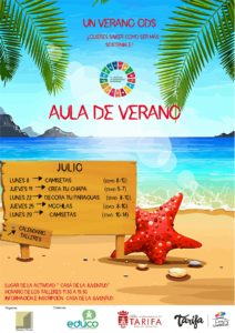 Aula de Verano Summer School Tarifa 2019