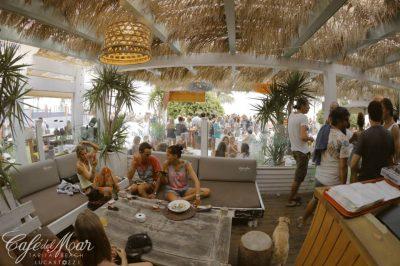Café del Mar Beach
