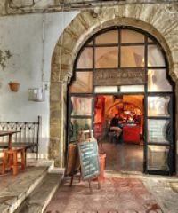 Almedina Café Tarifa