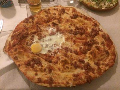 Pizzería La Marina