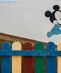 Mickey Mouse Kindergarten