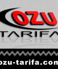 OZU Tarifa