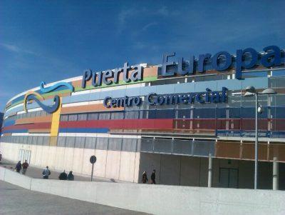 C.C. Puerta Europa