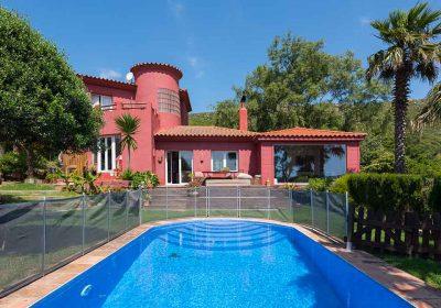 Villa in Tarifa, El Cuartón