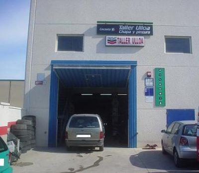 Ulloa Mechanic Workshop
