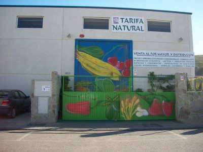 Tarifa Natural Fruit Store