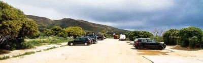 Punta Paloma Parking