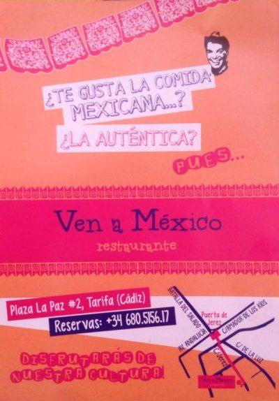 Ven a Mexico Restaurant