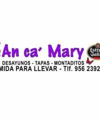 Ancá Mary