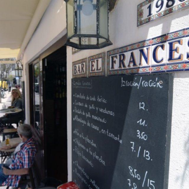 Bar El Francés
