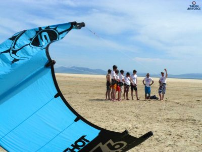 One week Kitesurfing + Accommodation