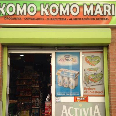 Komo Komo Supermarket