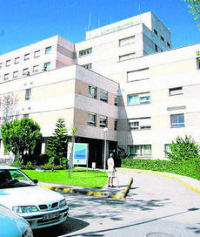 Punta Europa Hospital (Algeciras)