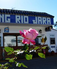 Camping Río Jara
