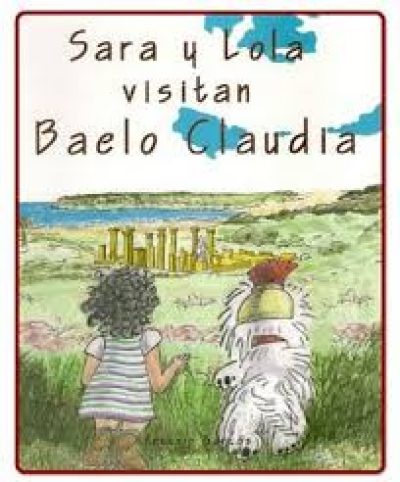 Sara y Lola visitan Baelo Claudia