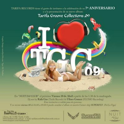 Tarifa Groove 09