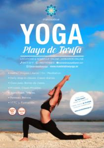 Mandalablue Yoga Tarifa