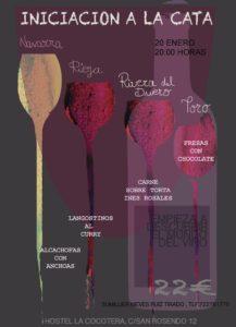 Itroducción a la Cata de Vino en La Cocotera Tarifa