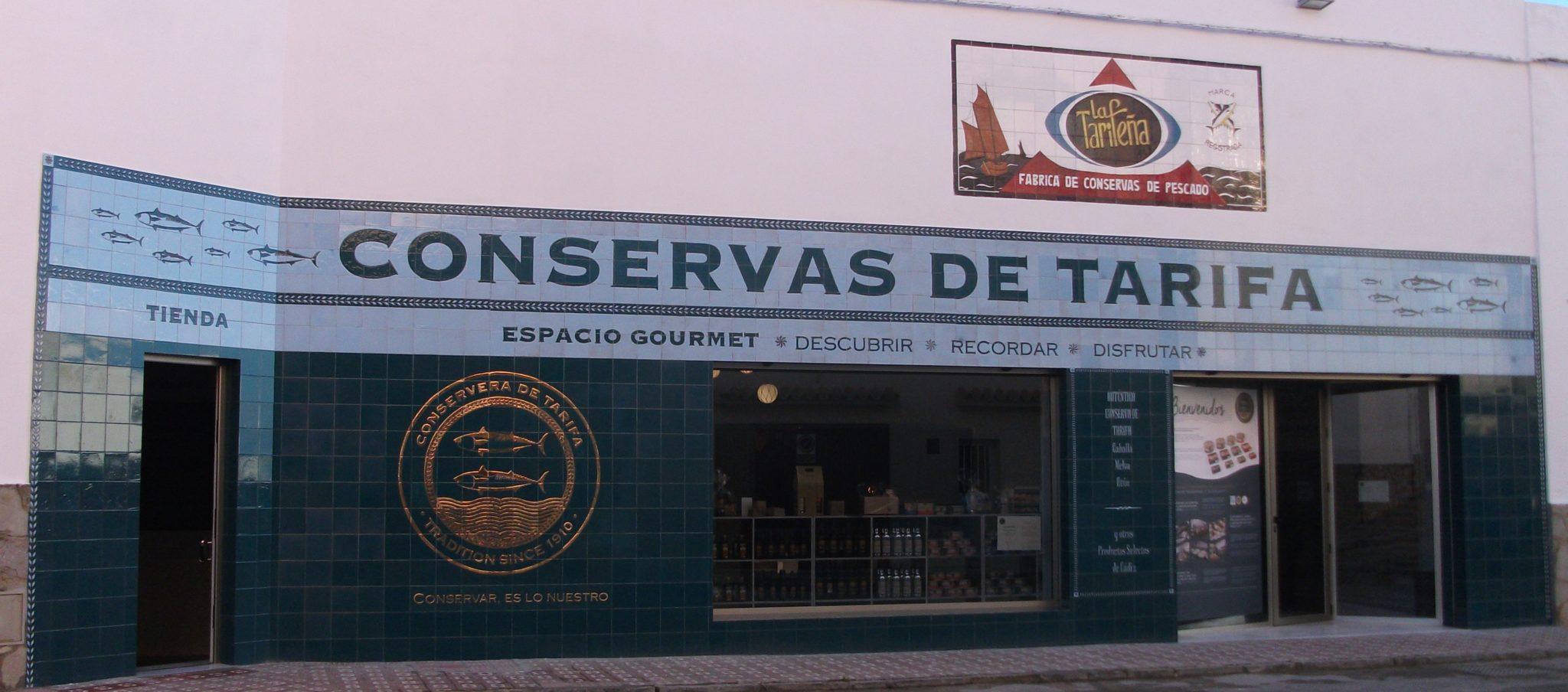 Conservera de Tarifa Tradición desde 1910