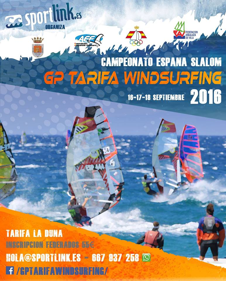 Gp Tarifa Windsurfing 2016 Tarifa Trip