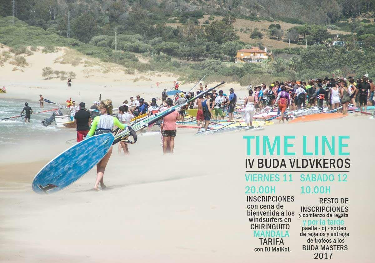 IV Buda Valdevaqueros Tarifa Windsurf 2017