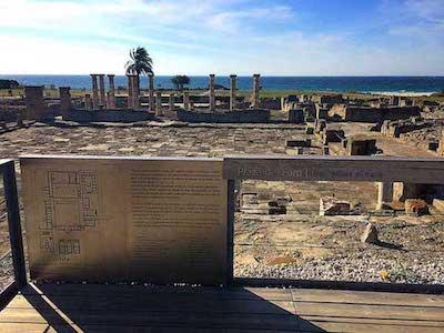 Ruinas Romanas Baelo Claudia Tarifa