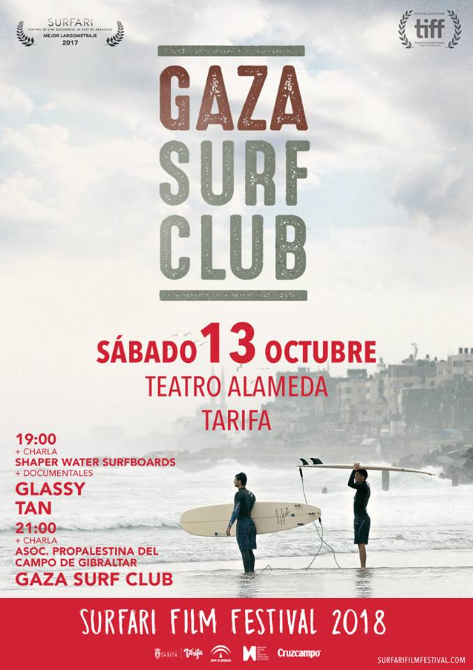 Surfari Film Festival Tarifa 2018
