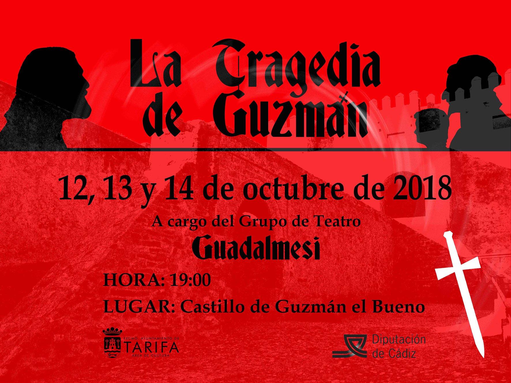 Teatro Tragedia Guzman El Bueno Tarifa 2018