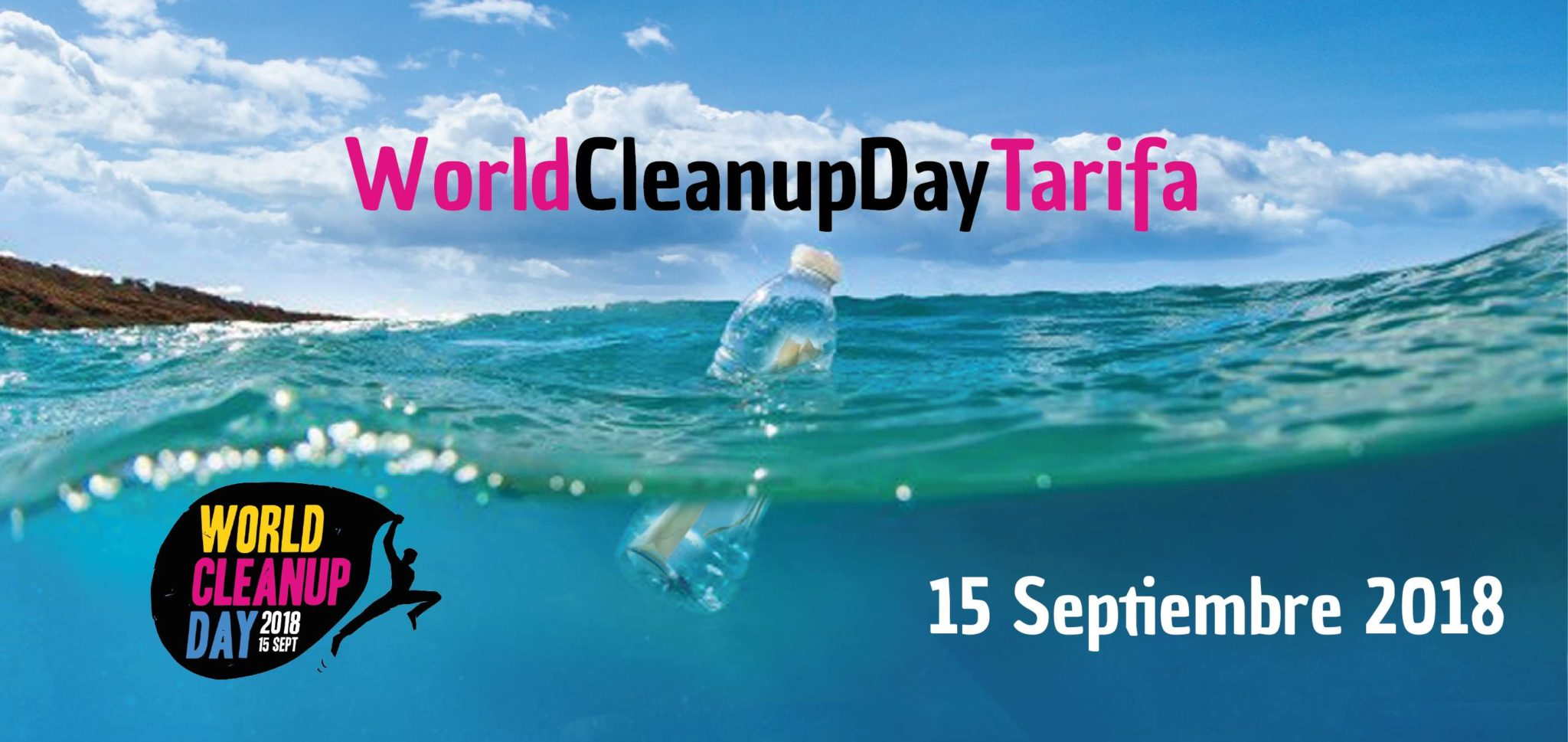 World Cleanup Day Tarifa